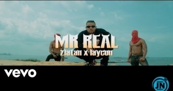 VIDEO: Mr Real – Baba Fela (Remix) ft. Laycon & Zlatan